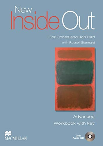 9783195729703: New Inside Out Advanced. Workbook (incl. key)