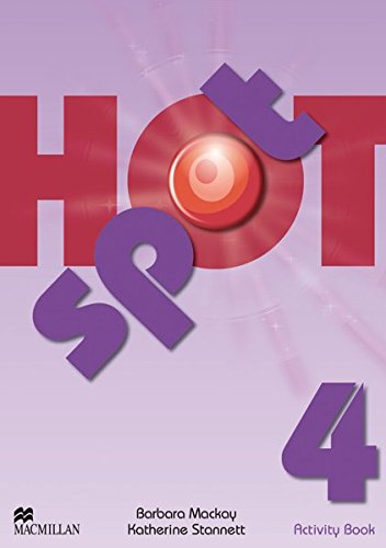 9783195729796: Hot Spot: Level 4. Activity Book