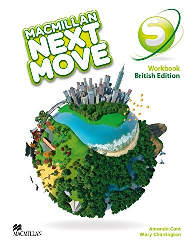 9783195829649: Macmillan Next Move Starter. British Edition / Workbook