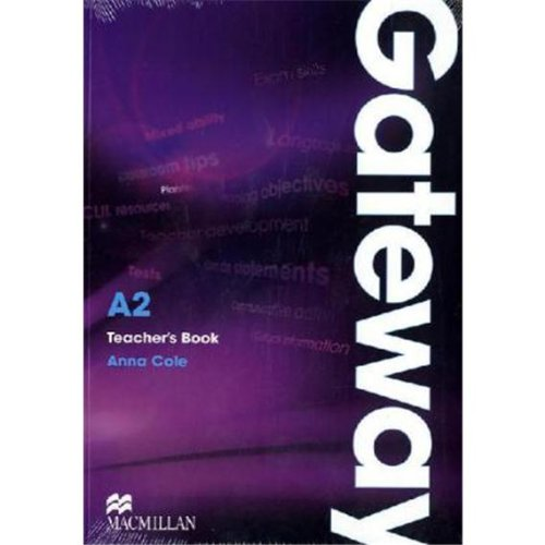 9783195929288: Macmillan Gateway A2. Teacher's Book + Test CD Pack