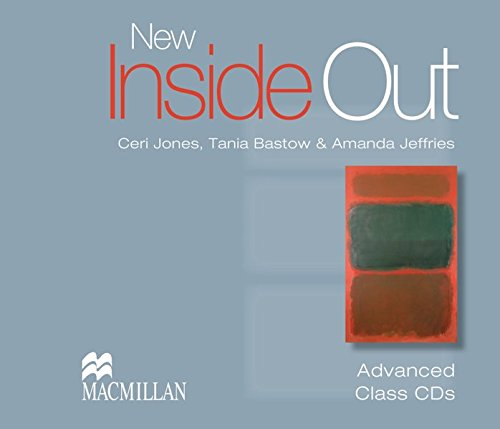 9783195929707: New Inside Out Advanced. Audio-CDs: Advanced / 3 Audio-CDs