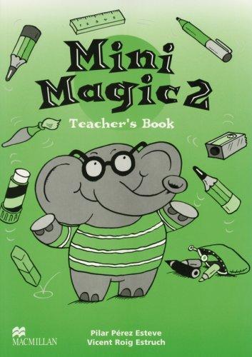 9783195929738: Mini Magic 2. Teacher's Book