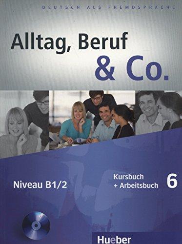 9783196015904: Alltag, Beruf & Co.: Kurs- Und Arbeitsbuch 6 MIT Audio-CD Zum Arbeitsbuch (German Edition)