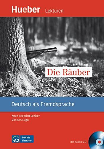 9783196016734: LESEH.A2 Die Räuber. Libro+CD