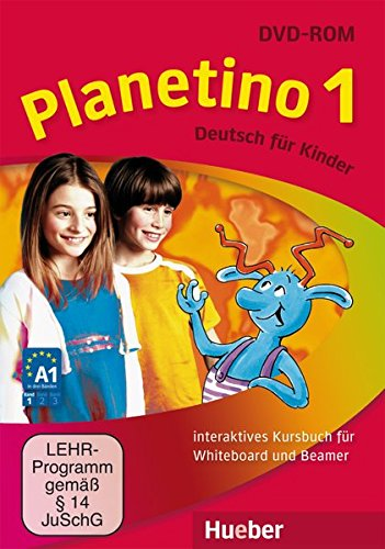 9783196115772: Planetino: Interaktives Kursbuch 1 fur Whiteboard und Beamer