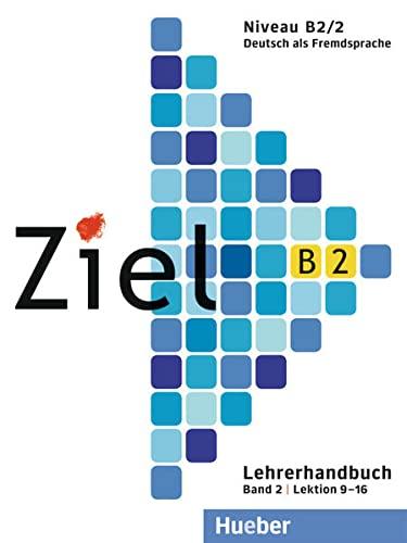 9783196316742: Ziel: B2 Lehrerhandbuch Band 2 (German Edition)