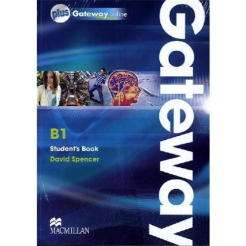 9783196329285: Macmillan Gateway B1. Student's Book Plus Online