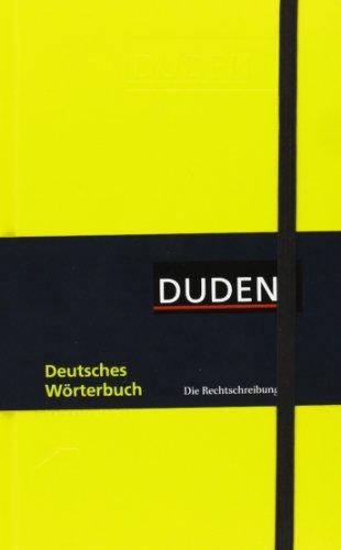 9783196517354: DUDEN.Deutsches Woerterbuch