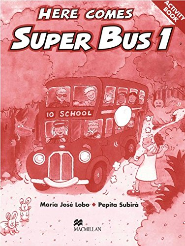 9783196529739: Here comes Super Bus. Level 1. Activity Book