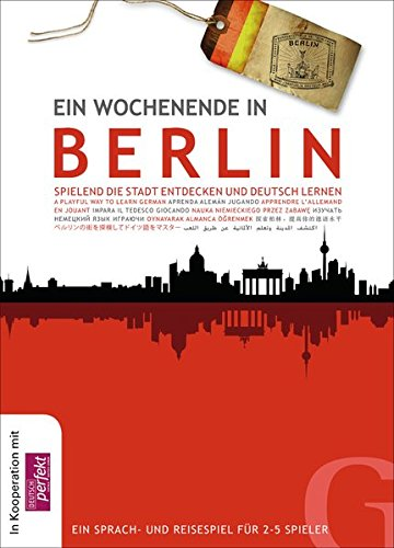 9783196595864: Ein Wochenende in Berlin (German Edition)