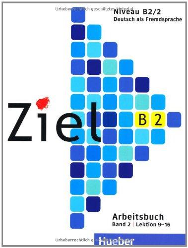 9783196716740: Ziel: B2 Arbeitsbuch Band 2 (German Edition)