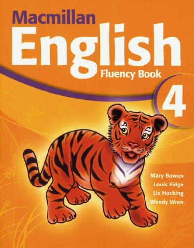 9783196729740: Macmillan English 4 Fluency Book