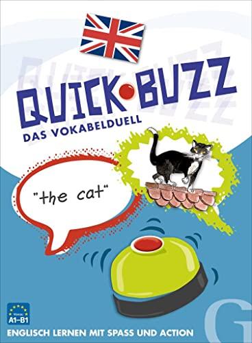 9783196895865: QUICK BUZZ - Das Vokabelduell Englisch