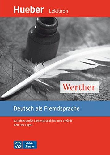9783197116730: Werther - Leseheft (German Edition)