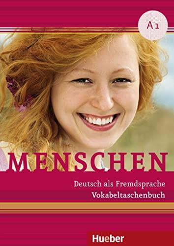Menschen A1. Vokabeltaschenbuch: Deutsch als Fremdsprache: Niebisch, Daniela