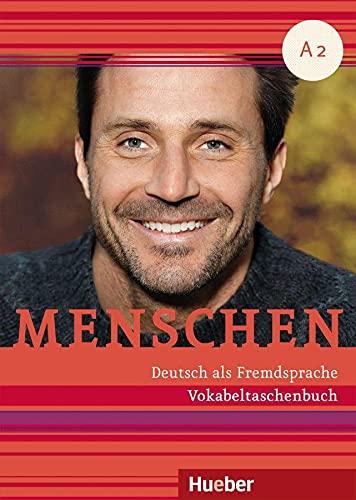9783197319025: MENSCHEN A2.Vokabeltaschenb.(vocabul.)