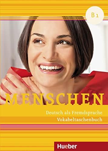 Menschen B1. Vokabeltaschenbuch: Deutsch als Zweitsprache /: Daniela Niebisch