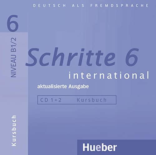 9783197418568: Schritte International: CDs 6 (2)