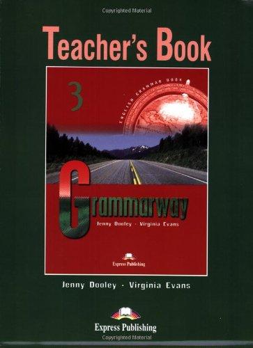 9783197429021: Dooley, J: Grammarway 3. Teacher's Book