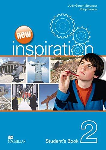 New Inspiration Level 2. Student's Book - Judy Garton-Sprenger