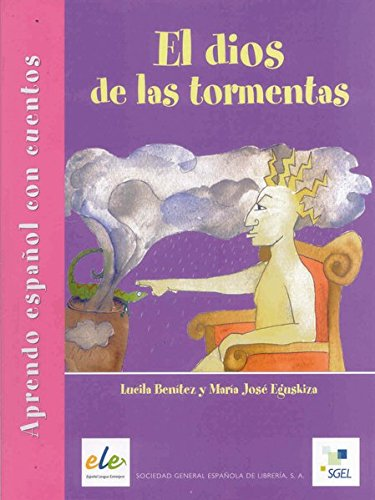 9783197545011: Aprendo español con cuentos: El dios de las tormentas