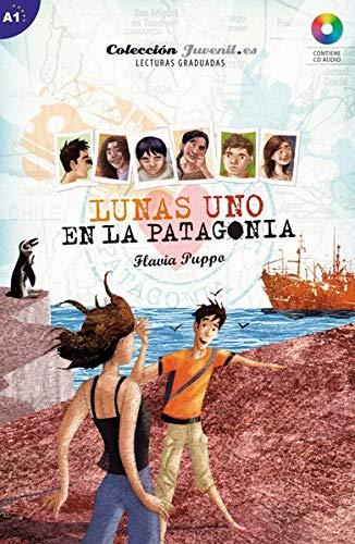 9783197745015: Lunas Uno: En la Patagonia. Lektüre + Audio-CD