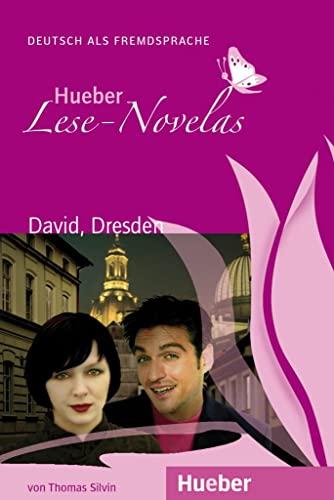 9783198010228: Hueber Lese-Novelas: David, Dresden - Leseheft (German Edition)