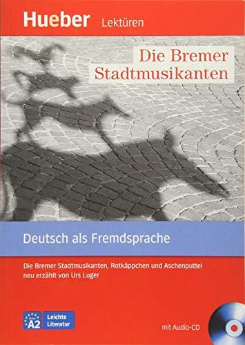 9783198016732: LESEH.A2 Die Bremer Stadtmusik. Libro+CD (LEC)