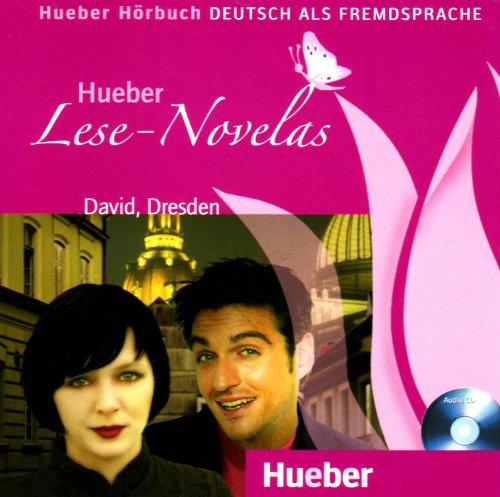 Hueber Lese-Novelas: David, Dresden - CD: Silvin, Thomas