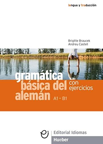9783198117354: Gramática básica del alemán: Con ejercicios