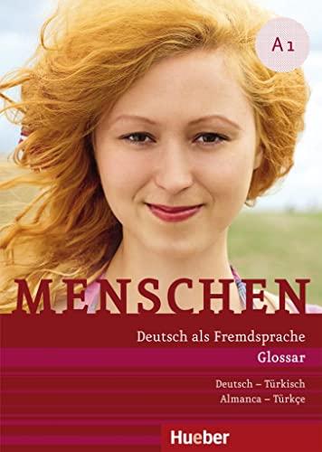 9783198119013: Menschen A1. Glossar Deutsch-Türkisch: Deutsch als Fremdsprache
