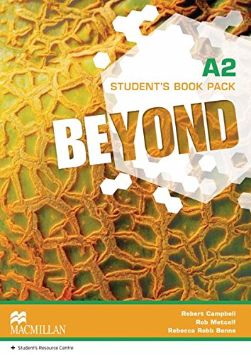 9783198129722: Beyond A2 / Student's Book+online