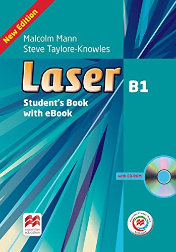 9783198629291: Laser B1. Student's Book + CD-ROM (plus Online)
