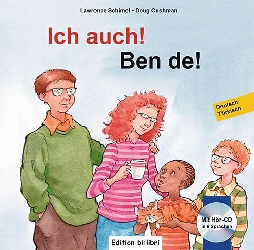 9783198695951: Ich auch! Kinderbuch Deutsch-Türkisch
