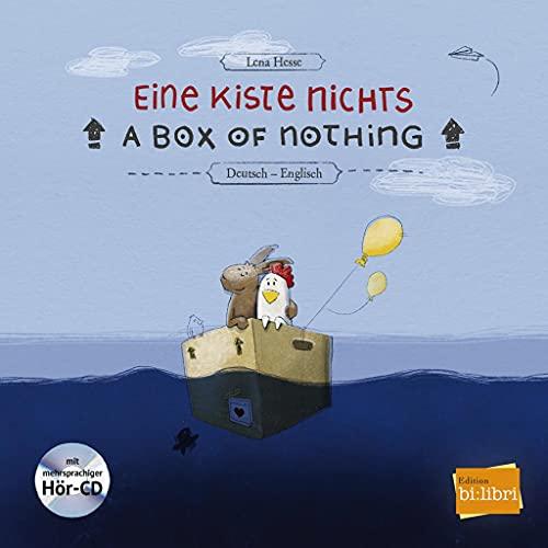 9783198695968: Eine Kiste Nichts. Kinderbuch Deutsch-Englisch