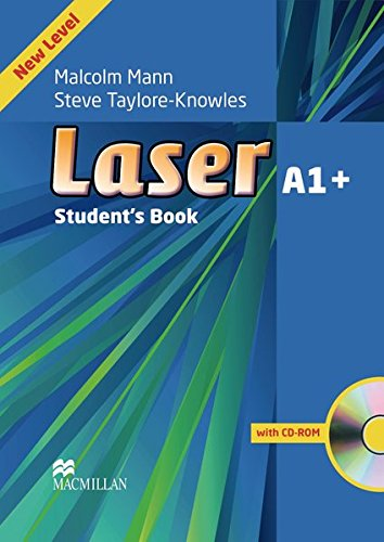 9783198729281: Laser A1+. Student's Book + CD-ROM