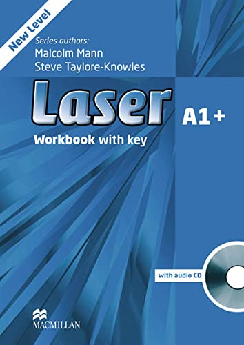 Laser A1+ (3rd edition): Workbook with Audio-CD: Mann Malcolm, Taylore-Knowles,