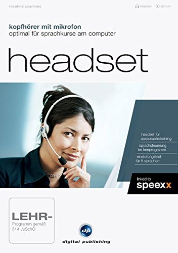 9783198922392: Headset + Einstufungstest