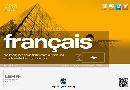 9783198923641: USB Sprachtrainer Français: Das intelligente Sprachlernsystem für Französisch auf USB-Stick
