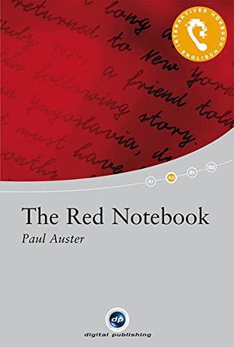 9783198924396: The Red Notebook: Das Hörbuch zum Sprachen lernen mit ausgewählten Kurzgeschichten. Niveau A2