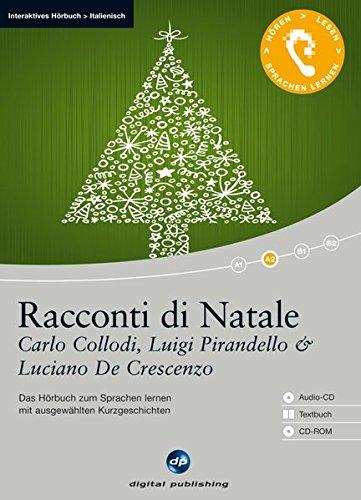 9783198925263: Racconti di Natale - Interaktives Hörbuch Italienisch