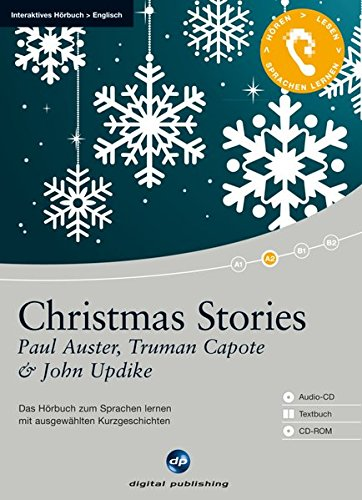 9783198925300: Christmas Stories - Interaktives Hörbuch Englisch: Das Hörbuch zum Englisch lernen