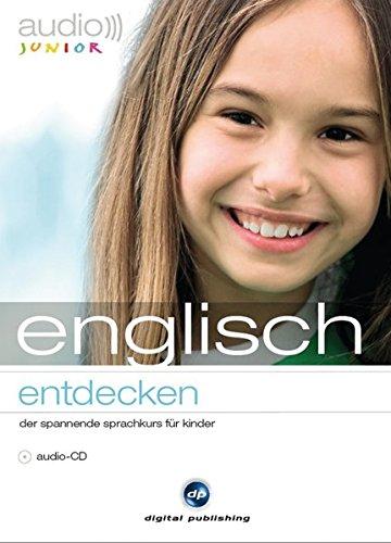 9783198925904: audio junior englisch - entdecken: Der spannende Englischkurs für Kinder