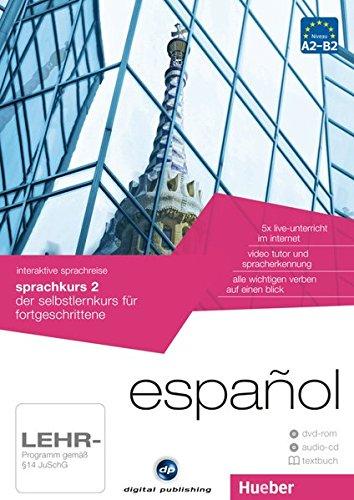 9783198930083: Interaktive Sprachreise : Sprachkurs 2 Espanol [import allemand]