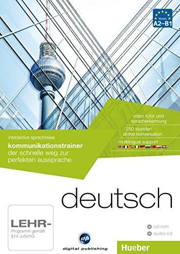 9783198930236: Interaktive Sprachreise : Kommunikationstrainer Deutsch [import allemand]