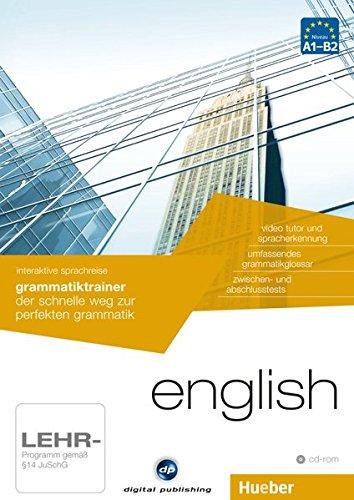 9783198930243: Interaktive Sprachreise : Grammatiktrainer English [import allemand]