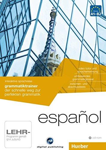 9783198930274: Interaktive Sprachreise : Grammatiktrainer Espanol [import allemand]