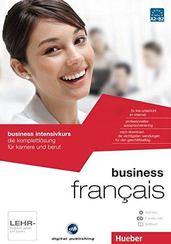 9783198931363: business intensivkurs français