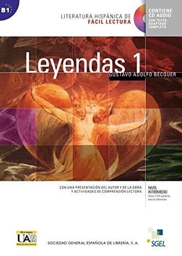 9783199045014: Leyendas. Lekt�re mit Audio-CD: Niveau B1