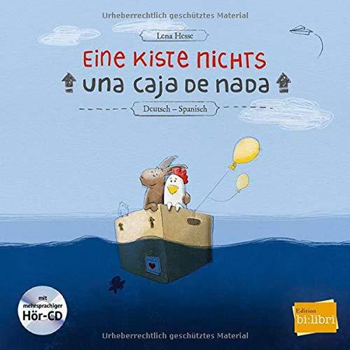 9783199195962: Eine Kiste Nichts. Kinderbuch Deutsch-Spanisch